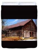 Elijah Oliver Barn Duvet Cover
