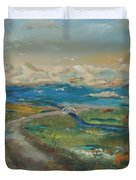 Elkhorn Slough Duvet Cover