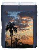 Ellery Sunrise Duvet Cover