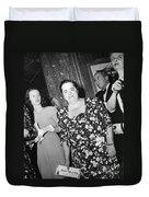 Elsa Maxwell (1883-1963) Duvet Cover