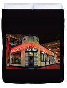 Elwood Bar And Grill Detroit Michigan Duvet Cover
