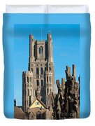 Ely Cathedral Duvet Cover