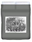 Emancipation, 1863 Duvet Cover