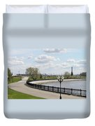 Embankment Duvet Cover