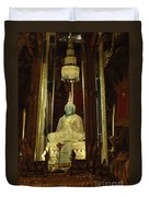 Emerald Buddha Grand Palace Duvet Cover
