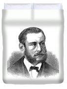 Emil Schumann Duvet Cover