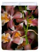 Emma's Orchid Duvet Cover