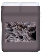 Emu Feathers Duvet Cover