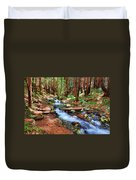 Enchanted Forest Duvet Cover