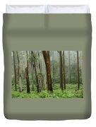 Australia Enchanted Forest Duvet Cover