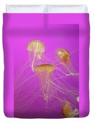 Enchanted Jellyfish 1 Duvet Cover