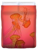 Enchanted Jellyfish 3 Duvet Cover