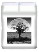 Enchanted Moon Duvet Cover