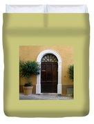 Enchanting Door Duvet Cover