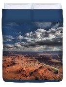 Endless Canyons Duvet Cover