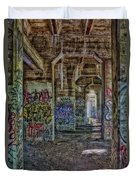 Endless Graffiti Duvet Cover