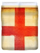 England Flag Duvet Cover