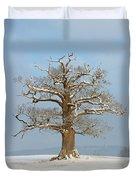 English Oak Duvet Cover