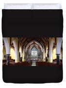 Ennis Cathedral Duvet Cover