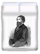 Ephraim Squier (1821-1888) Duvet Cover
