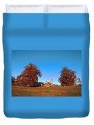 Erdenheim Farm In Autumn Duvet Cover