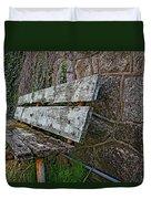 Esp Bench  Duvet Cover
