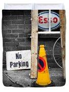 Esso Duvet Cover