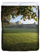 Estate Of Cahir Castle Cahir, County Duvet Cover
