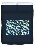 Etched Silicon Wafer Duvet Cover