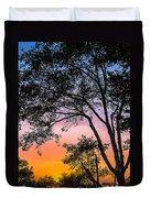Eureka Sunset Duvet Cover