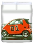 European General Lee Duvet Cover