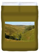 Exmoor's River Barle Duvet Cover