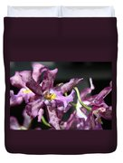 Exotic Orchids Duvet Cover