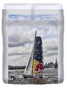 Extreme 40 Team Red Bull Duvet Cover