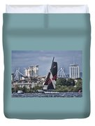 Extreme 40 Team Wales 2 Duvet Cover