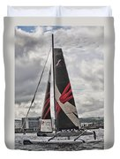 Extreme 40 Team Wales Duvet Cover