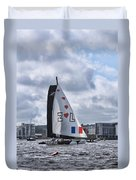 Extreme 40 Team Zoulou Duvet Cover