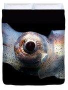 Eye Flash Squid Duvet Cover