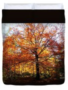 Eye Of The Forest Duvet Cover