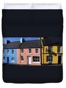 Eyries Village, West Cork, Ireland Duvet Cover
