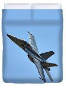 F-18 Hornet Duvet Cover