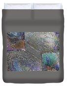 Facade 11 Duvet Cover