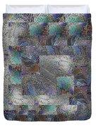 Facade 14 Duvet Cover