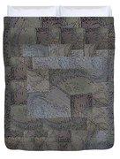 Facade 4 Duvet Cover