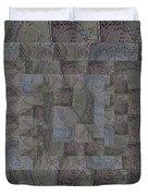 Facade 6 Duvet Cover