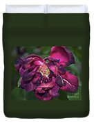 Fading Bloom Duvet Cover