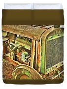 Fageol Tractor 2 Duvet Cover