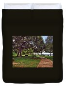 Fairhope Lower Park 2 Duvet Cover