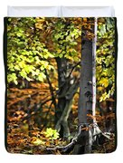 Fall Beauty Duvet Cover