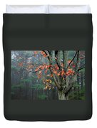 Fall In Your Face Duvet Cover